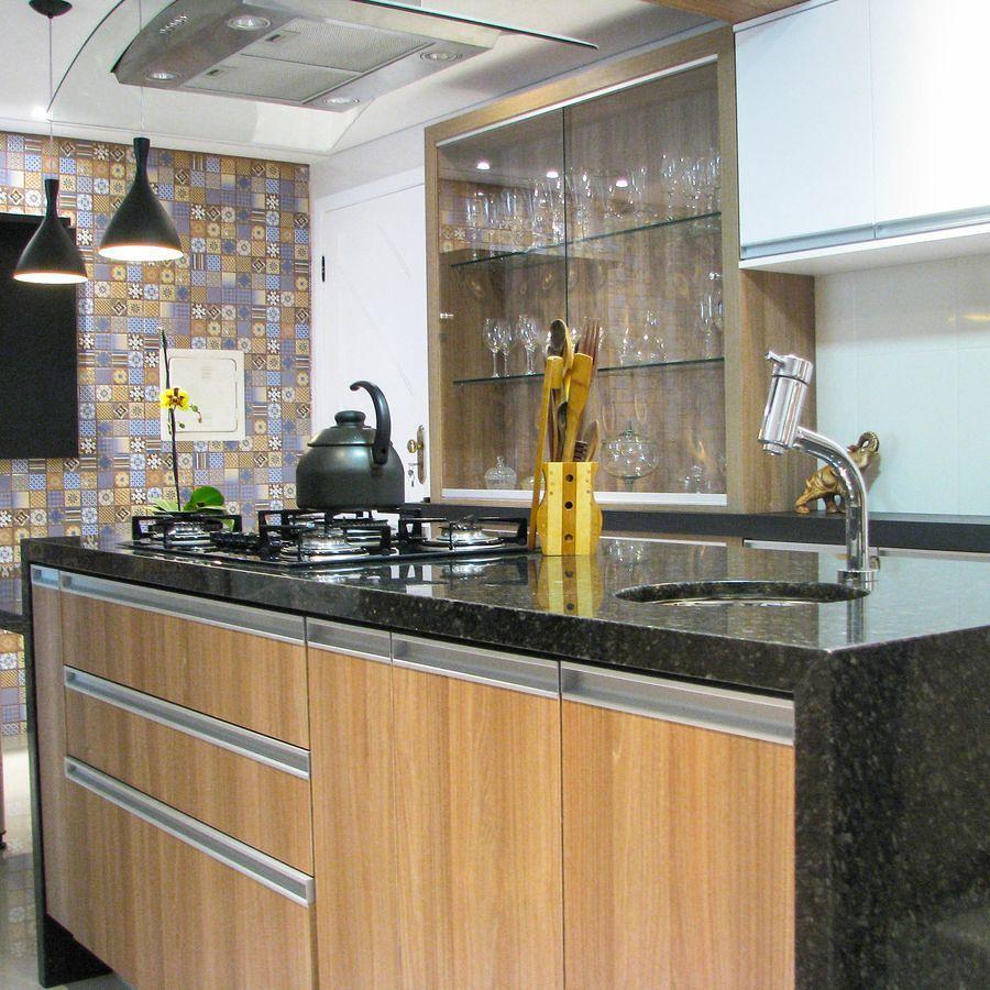 Applicazione marmo in cucina