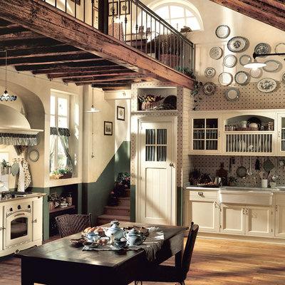 Costi e consigli per scegliere mobili per la cucina habitissimo - Mobili stile country ...