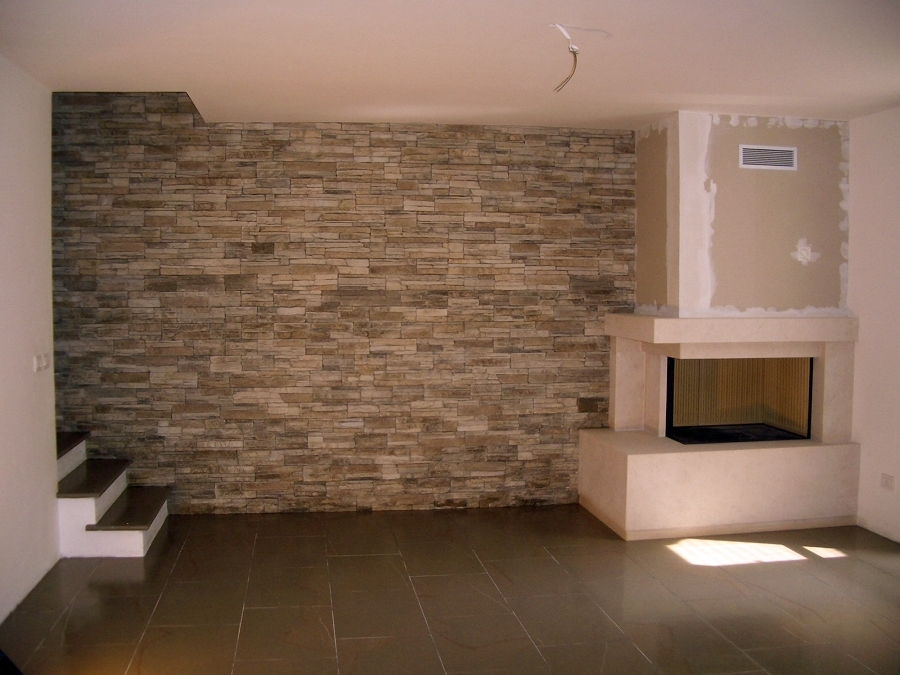 Ristrutturare un muro in pietra prezzi e consigli for Pareti interne in pietra ricostruita