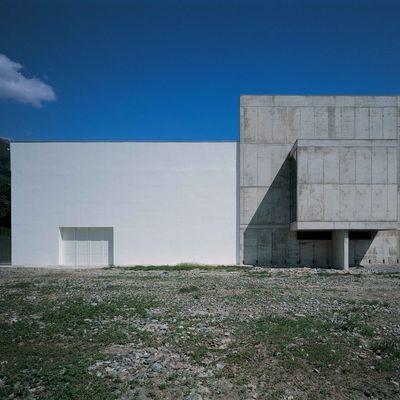 Muro cemento armato esterno