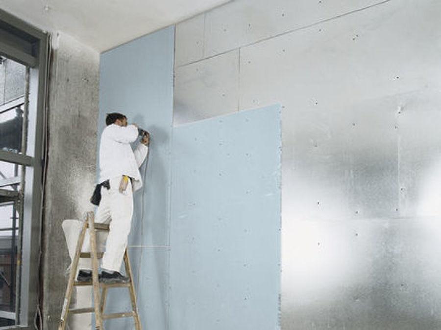 Informazione e costi per costruire pareti in cartongesso habitissimo - Parete in cartongesso costo ...