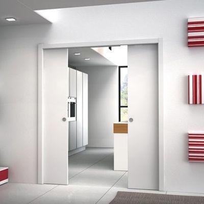Preventivo parete divisoria cartongesso online habitissimo - Porta di cartongesso ...