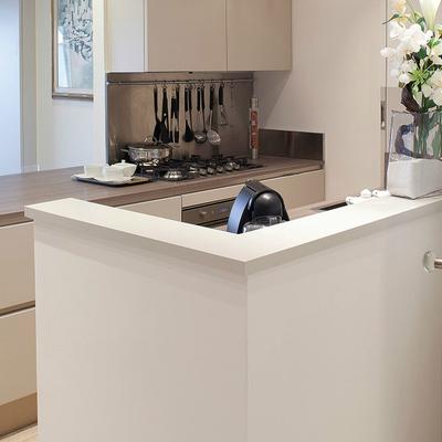 Idee tipi e prezzi per usare il cartongesso in cucina - Pareti divisorie cucina ...