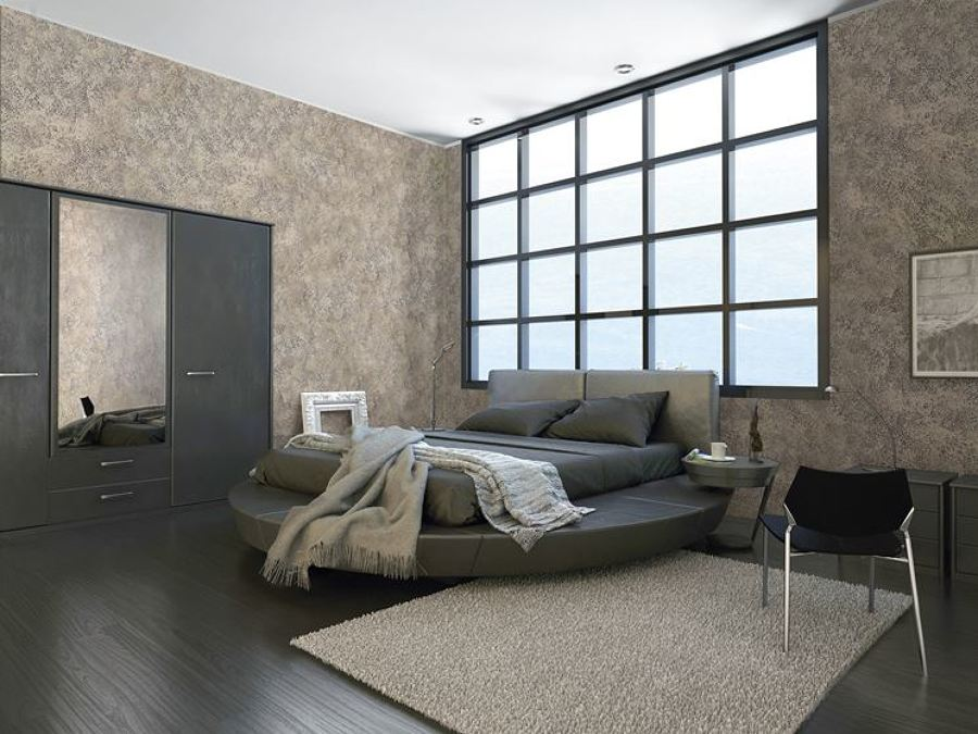 Imbiancare appartamento con effetto tamponato