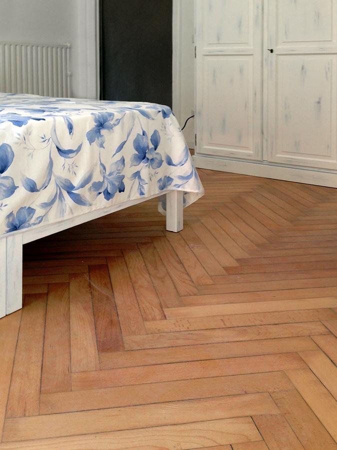 Preventivo posare parquet camera da letto online habitissimo - Camera da letto con parquet ...