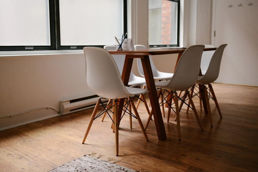 Tavoli di design in legno