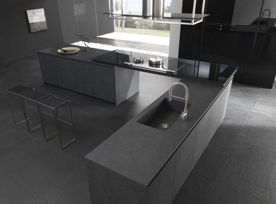 Costi e materiali per posare o cambiare piani di lavoro habitissimo - Piani di lavoro cucina materiali ...