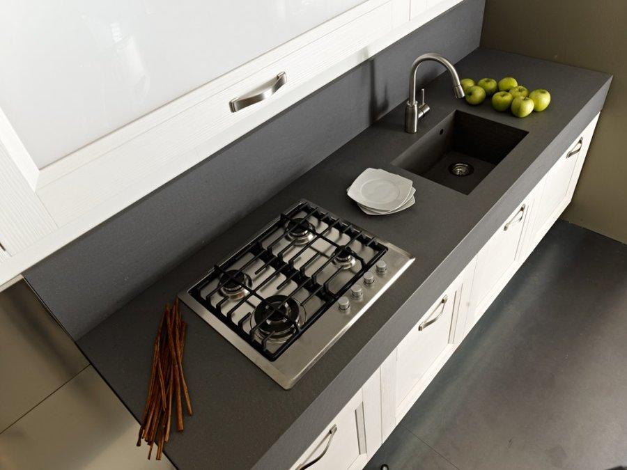 Costi e materiali per posare o cambiare piani di lavoro - Piano da lavoro cucina ...