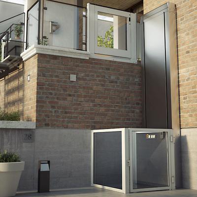 Preventivi e norme per le piattaforme elevatrici in casa habitissimo - Quanto costa un ascensore interno ...