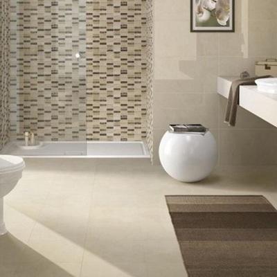 Mosaico doccia