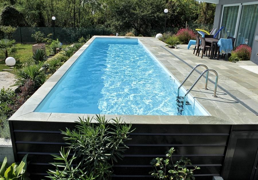 Guida alla scelta della piscina costi consigli e idee habitissimo - Piscina fuori terra costi ...