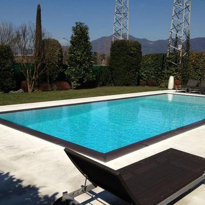 Guida alla scelta della piscina costi consigli e idee - Prezzo piscina interrata ...