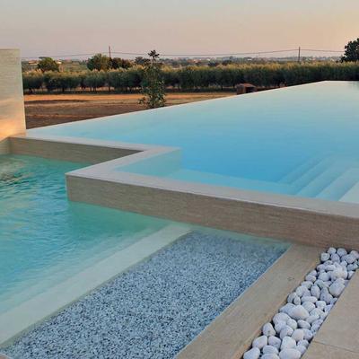 realizzare i bordi della piscina prezzi foto e idee