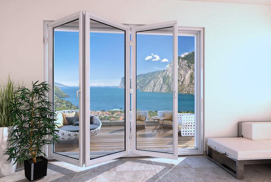 Costo doppio vetro finestra caricamento in corso ridurre - Costo porta finestra pvc ...