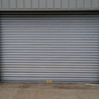 Porta Garage a Serranda