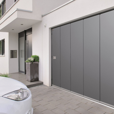 Porte garage e saracinesche tipologie e prezzi habitissimo - Porta garage scorrevole ...