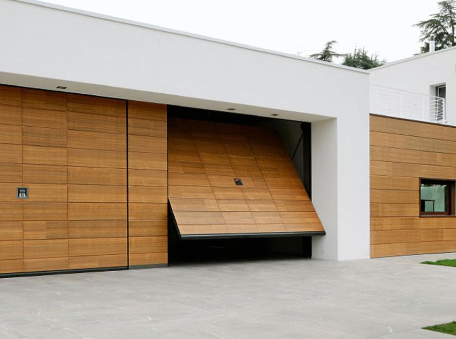Preventivo porta garage automatica online habitissimo - Porta del garage ...