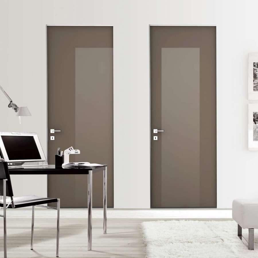 Prezzi e consigli per verniciare le porte di casa - Esterno casa color tortora ...
