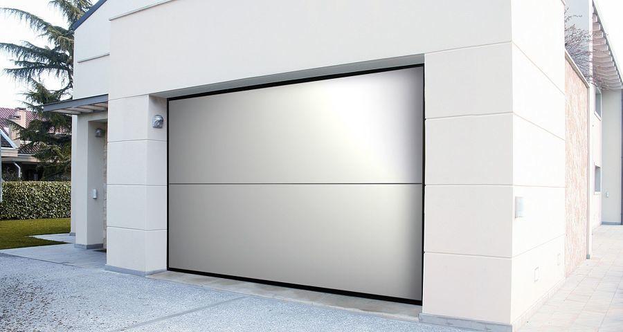 Preventivi porte garage e saracinesche tipologie e prezzi for Costo per lato un garage