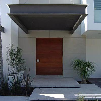 Porte in legno di abete