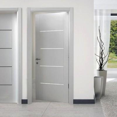 Porte intere in alluminio