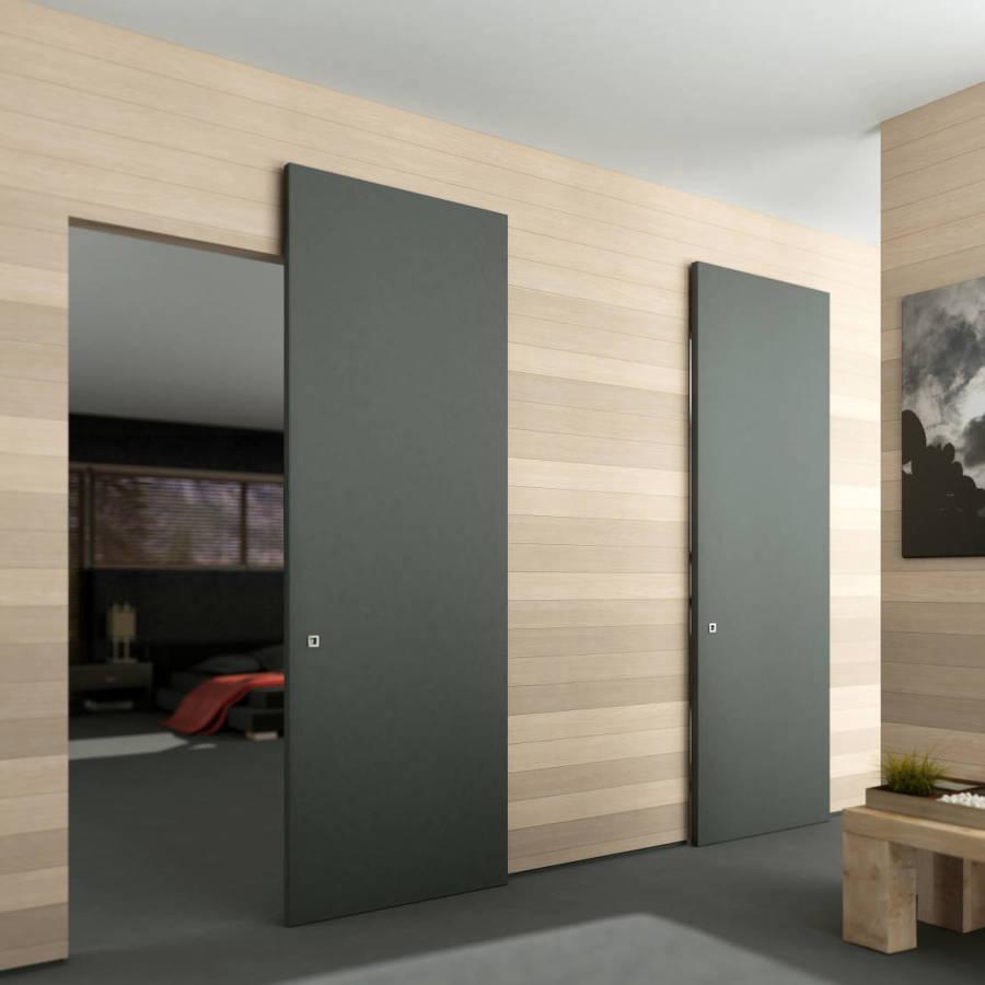 Convertire porta a scorrevole confronta prezzi online - Porta scorrevole esterno muro prezzo ...