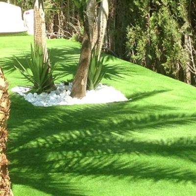 L'importanza dei rilievi in un giardino