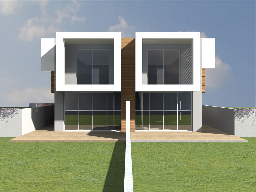 Costi e consigli per costruire una casa habitissimo for Villa moderna progetto