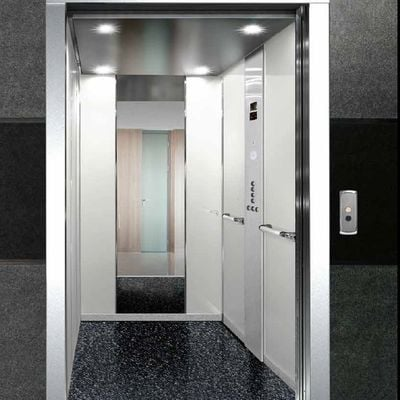 Pulizia ascensore