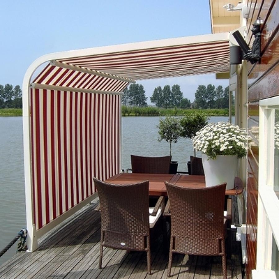 Tende per veranda esterna uo25 pineglen for Tende x esterno