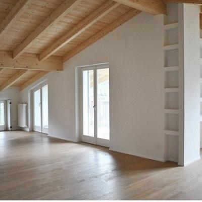 Realizzare isolamento termico nel sottotetto prezzi for Sottotetto in legno