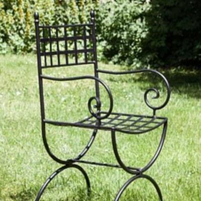 Realizzare sedia in ferro