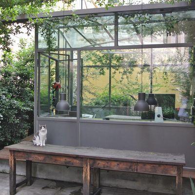 Realizzare veranda in ferro e vetro