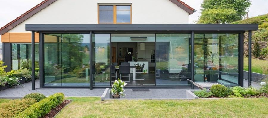 Costi consigli e idee per realizzare verande habitissimo - Costruire veranda in giardino ...