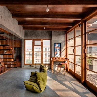 Prezzi e consigli per realizzare una veranda in legno - Cucine con vetrate ...