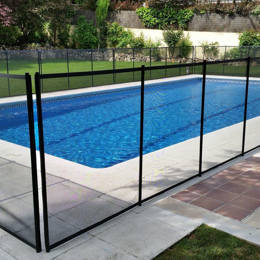 Recinzione piscina mobile