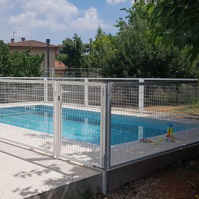 Recinzioni per piscina in alluminio
