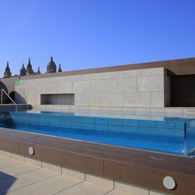 Recinzioni per piscine in acrilico
