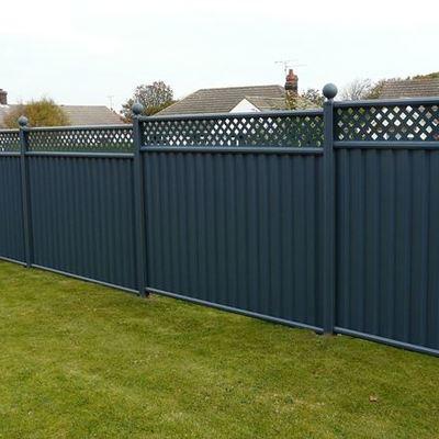 Informazione e prezzi per ringhiere e recinzioni in pvc - Recinzioni per giardini ...