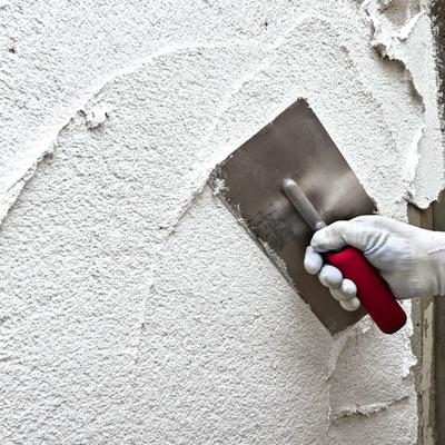Rifacimento intonaco esterno per manutenzione condomini