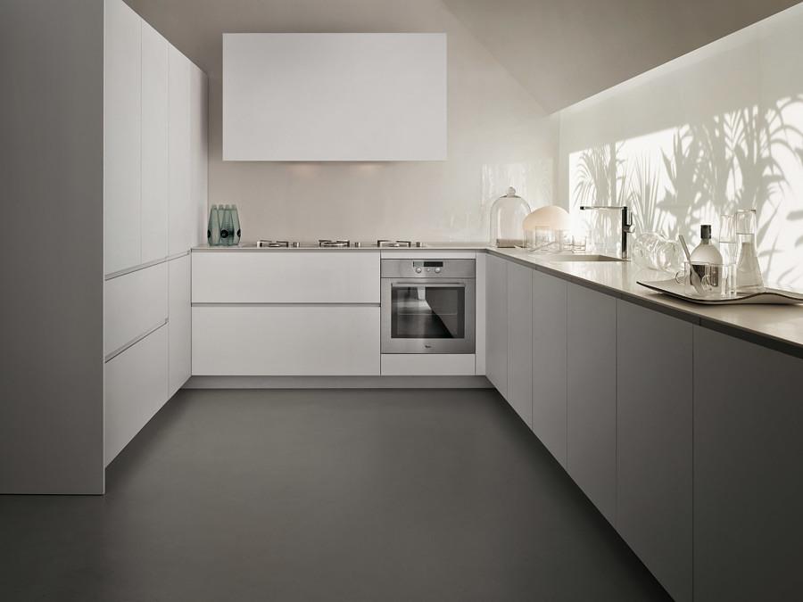 Ristrutturazione minimalista cucine