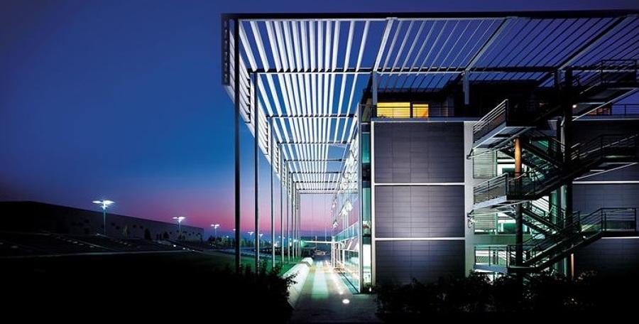 Modernizzare i locali industriali