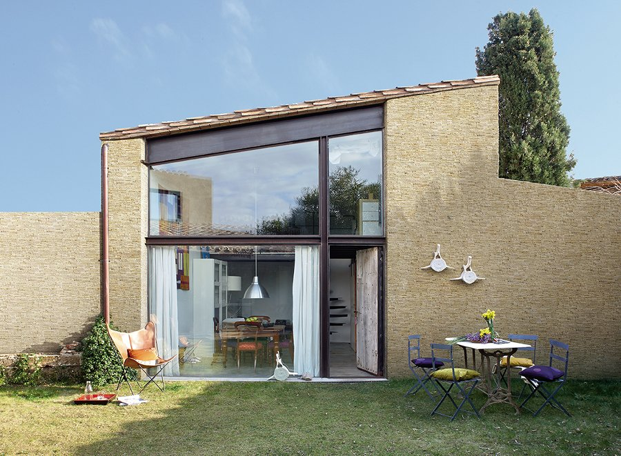 Prezzi e idee per una ristrutturazione esterno casa for Case ristrutturate da architetti foto