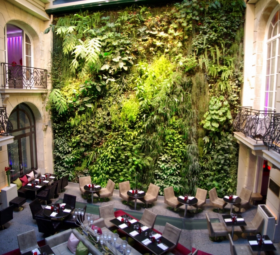 Come realizzare un giardino verticale costi idee e consigli habitissimo - Come realizzare un giardino verticale ...