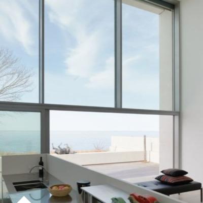 Riparazione del fermavetro delle finestre in alluminio