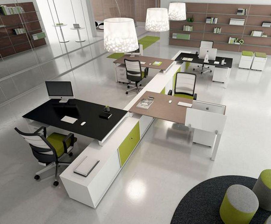 Disposizione Scrivania Ufficio : Arredare un ufficio: consigli idee e preventivi habitissimo