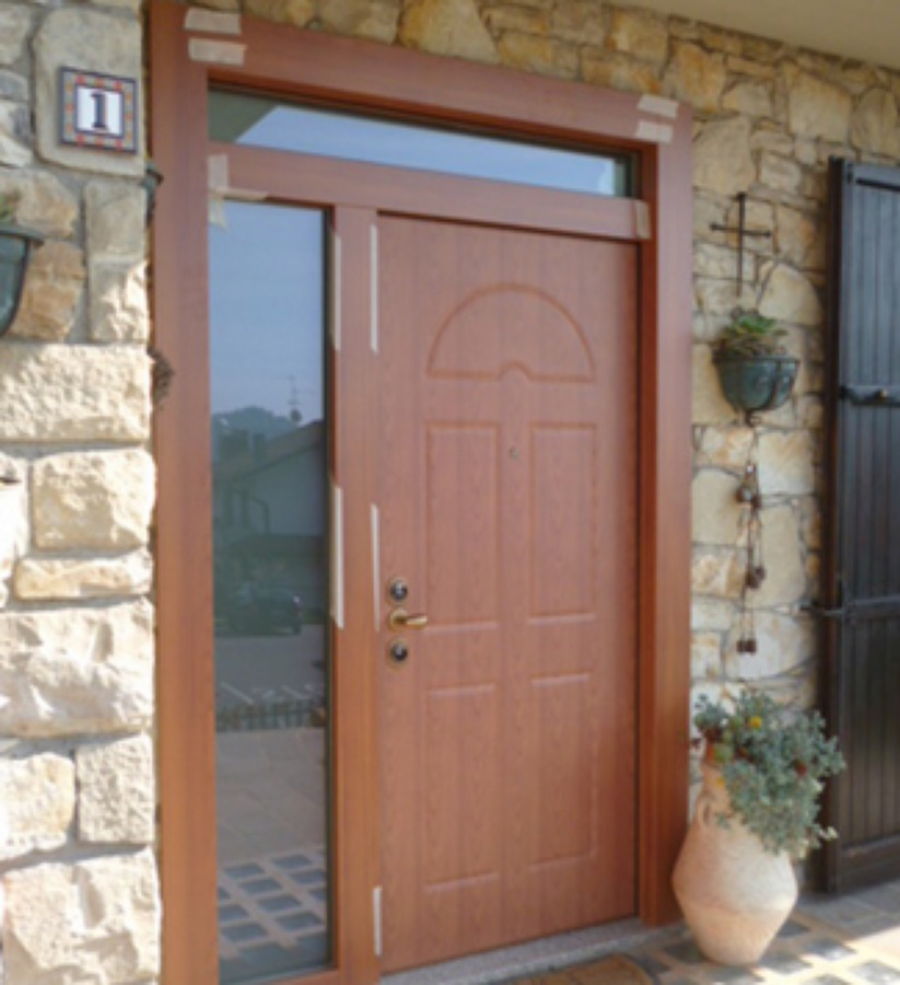 Preventivo porte esterno pvc online habitissimo - Porte in vetro da esterno ...