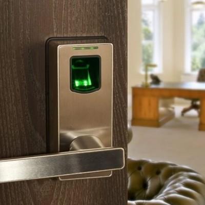 Serratura digitale biometrica