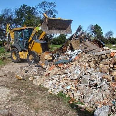 Rimozione e smaltimento rifiuti edili