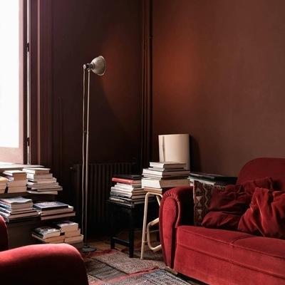 Imbiancare appartamento in bordeaux